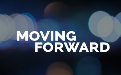 Moving Forward – Part 1