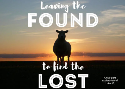Leaving The Found