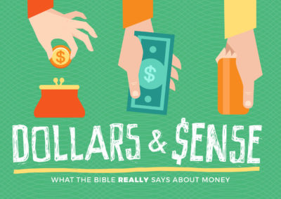 Dollars & Sense – Faith and Finances